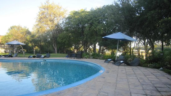 A'Zambezi River Lodge: Pool