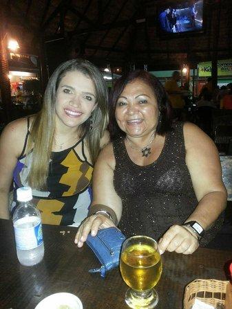 Chao de Estrelas: Eu e minha querida amiga Camila