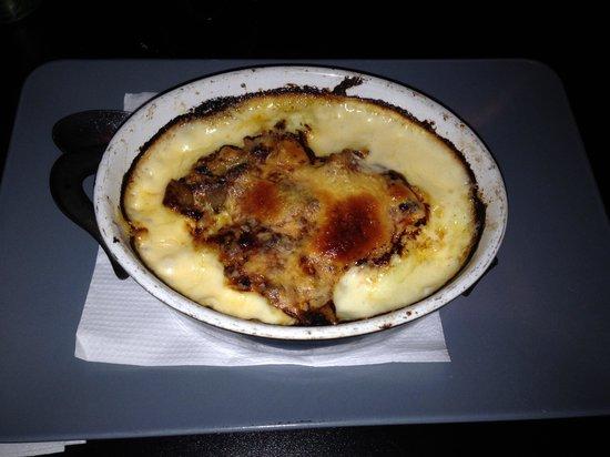 Palorma: Lasagna formaggio