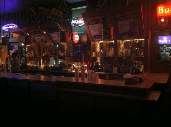 Jellyrolls : Bar.
