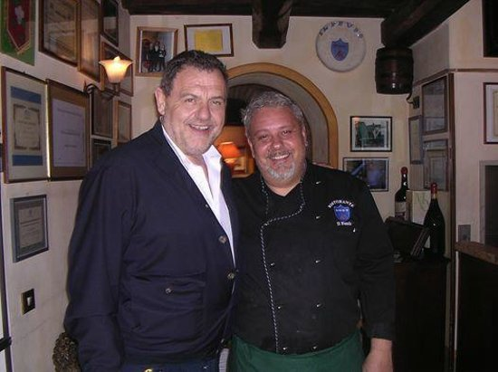 La Locanda del Castello: Al Feudo lo Chef Lupini con Gianfranco Vissani