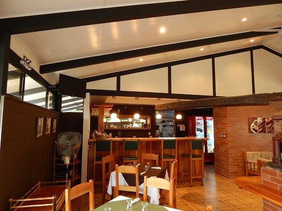 Rancho La Botija: Restaurante