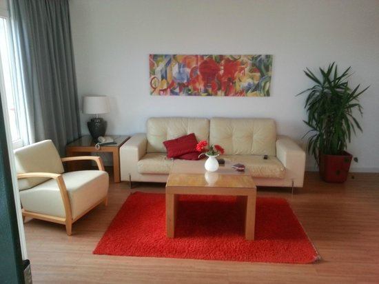 Costa Sal Villas and Suites: from balcony into apartment