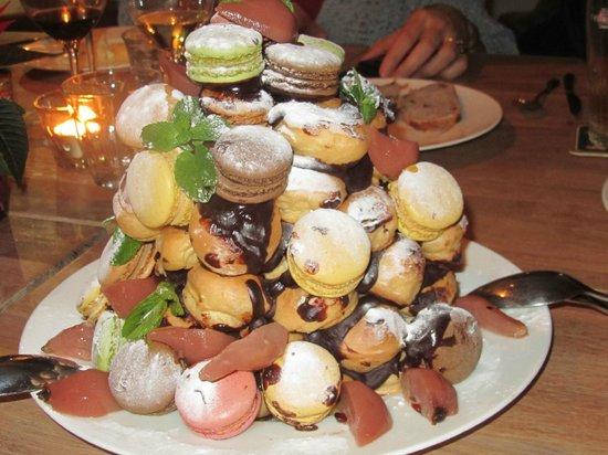 """Brasserie Buitenhof: Our famous """"scones"""""""