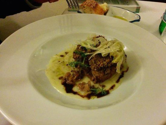 A'Cuncuma Restaurant: main (pork)