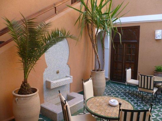 Les Jardins de la Medina: Hidden courtyards