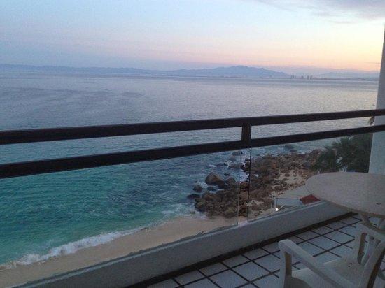 Park Royal Puerto Vallarta: Floor 6 balcony view