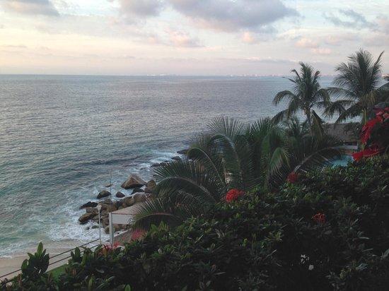 Park Royal Puerto Vallarta: View From Lobby Bar Area