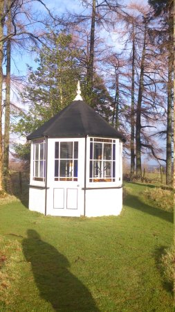 Summer Hill Country House: Small summer house