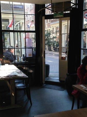 La Oliva : Interior of the restaurant