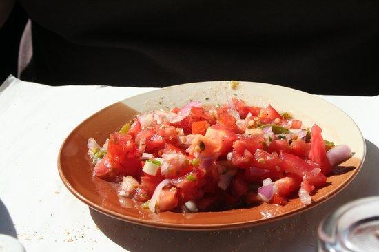 Toubkal: salade