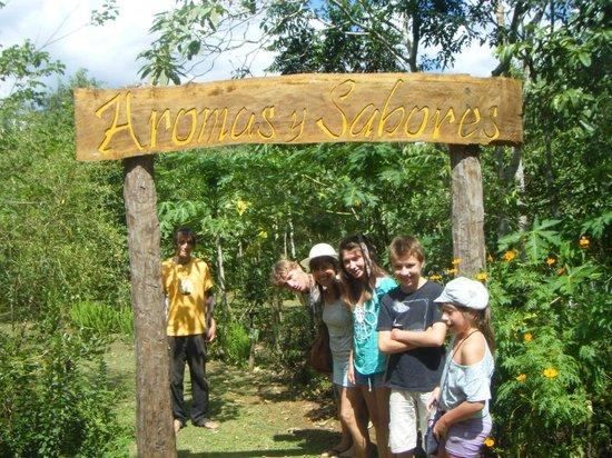 El Soberbio, Argentina: Aromas y sabores