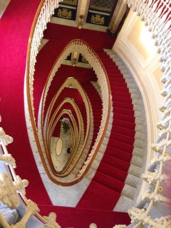 Hotel Bristol Palace : Scala