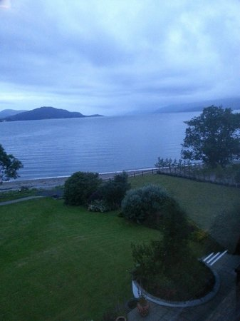 """Onich Hotel : From our bedroom """"beautiful"""""""