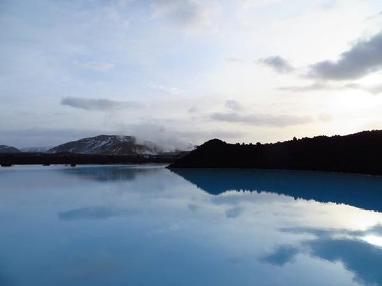 Blue Lagoon: The scenery