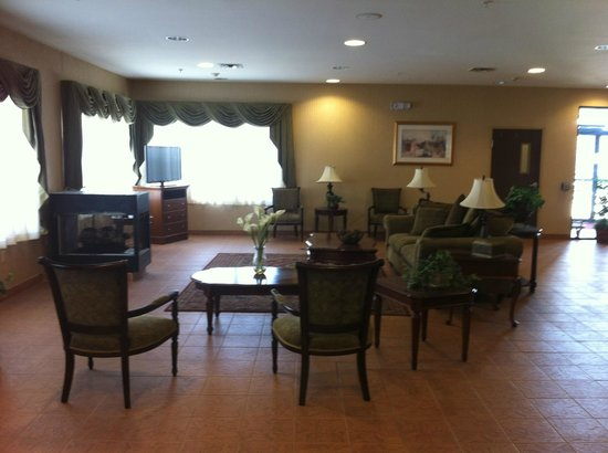 Best Western Plus Saratoga Springs: Lobby