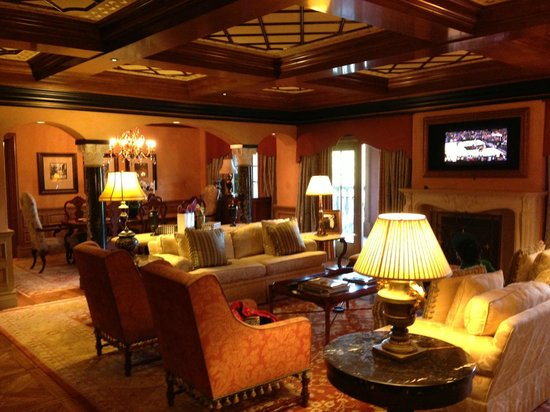 Fairmont Grand Del Mar: Mizner Suite