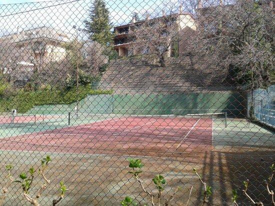 Balletti Park Hotel: Campi da tennis