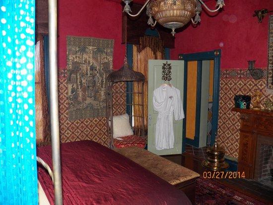 Seven Sisters Inn: Casablanca