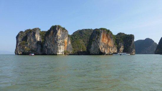 Phang Nga Bay : острова