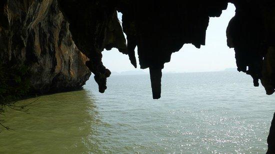 Phang Nga Bay : сталактиты