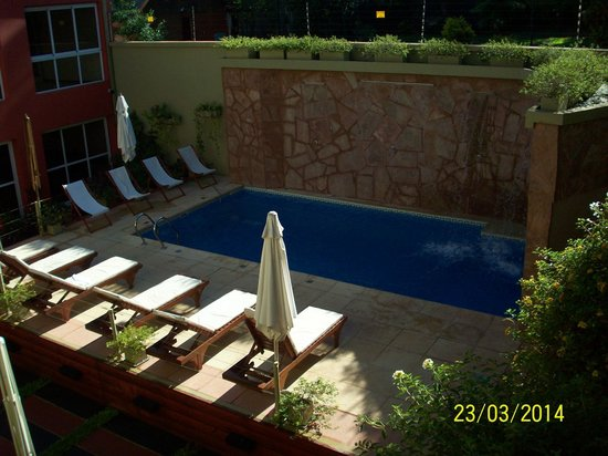 Hotel Jardin de Iguazu : La pileta