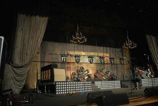 Ryman Auditorium : il palco