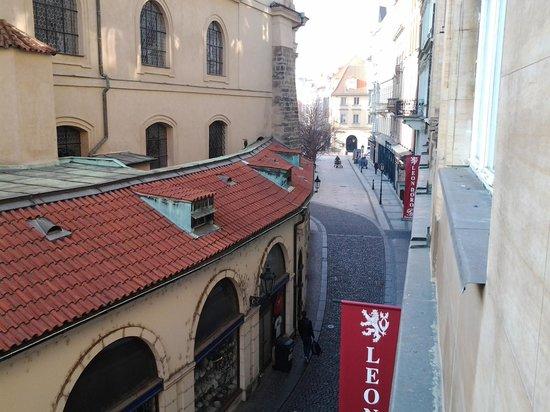 Hotel Leon D'Oro : Vista desde nuestra habitación