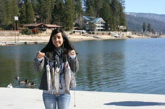 Party time relax at bass lake california picture of for Bass lake ca fishing