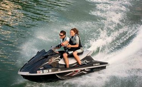 Bass Lake Water Sports Boat Rentals: Jet Ski Fun, Bass Lake Ca