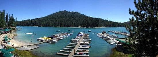 The Pines Marina at Bass Lake Ca