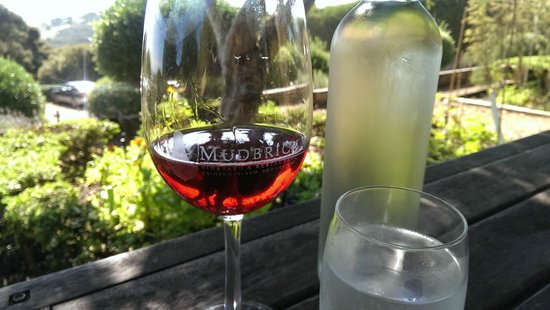 Mudbrick Vineyard & Restaurant: Pretty Rose