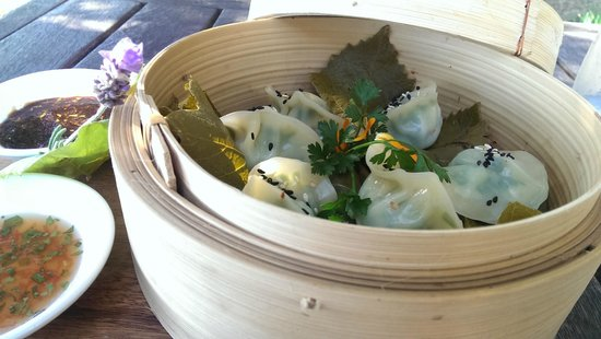 Mudbrick Vineyard & Restaurant: Divine Dumplings