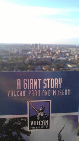 Vulcan Park and Museum: Vulcan