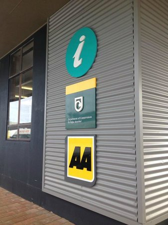 Hokitika i-SITE Visitor Information Centre: Hokitika i-SITE