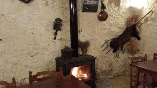 Thorame-Haute, فرنسا: Le poêle