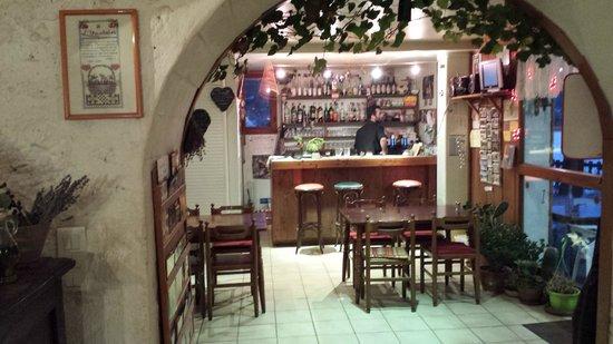 Thorame-Haute, فرنسا: Le bar
