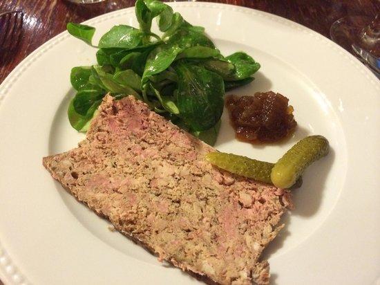 Les Frangines: Homemade fois gras