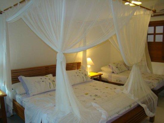 Pousada Quarto Crescente: dormitorio, ambientado con muy buen gusto