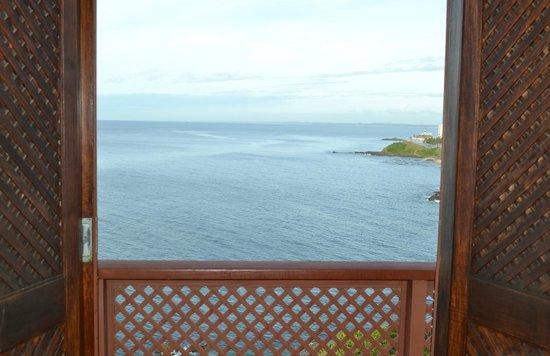 Bahia Othon Palace: Vista do quarto - Farol