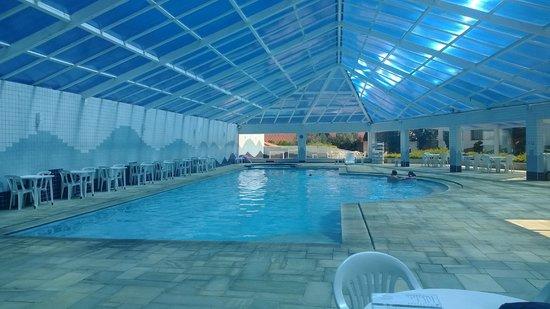 Resort Monte das Oliveiras : Piscina Coberta Maravilhosa