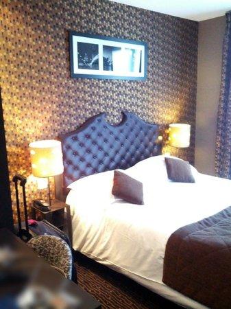 Hotel du Prince Eugene: Camera