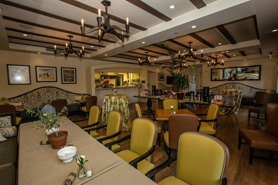 Hotel Yountville: dining