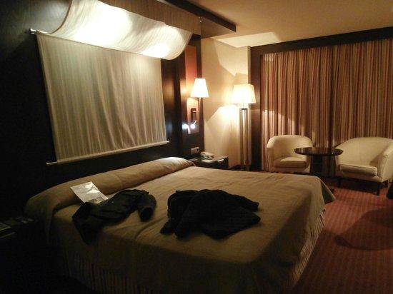 Hotel Cordoba Center : la habitacion