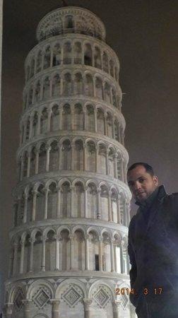 Der Schiefe Turm von Pisa: Pisa