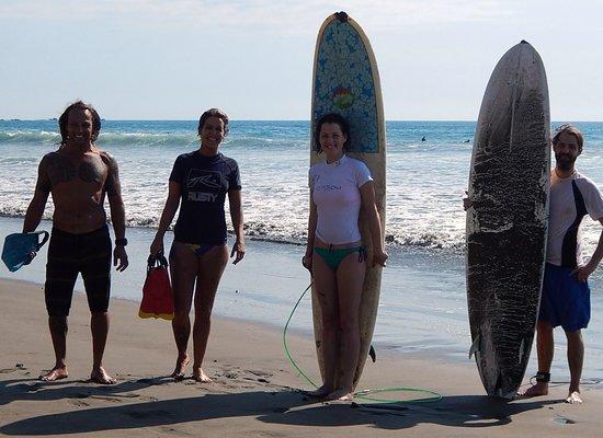 Costa Rica Surfari Surf Camp