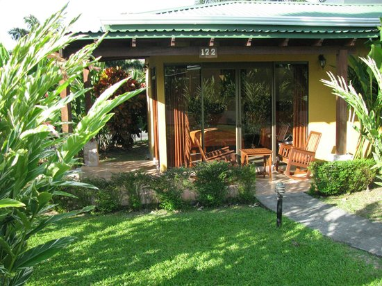 Arenal Manoa Hotel : Room with Patio