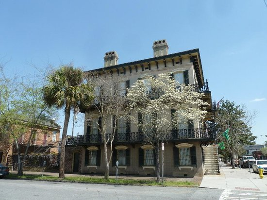 Savannah Cultural Heritage Tours and Events: One of William Kehoe's homes - 1884
