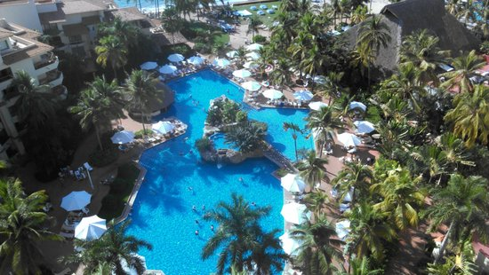 Buganvilias Vacation Club: Resort Pool