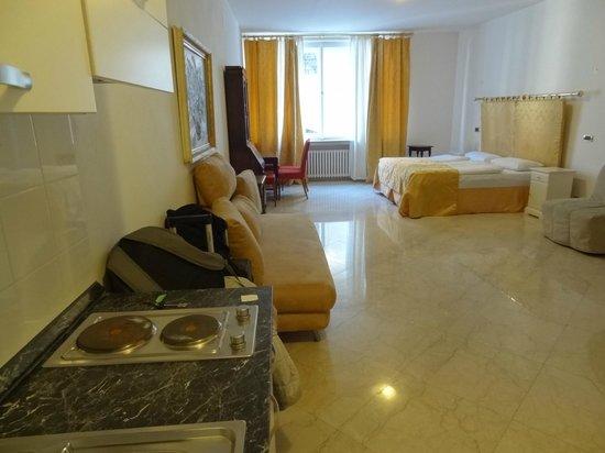 Hotel Leon D'Oro : LUMINOSA